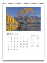 настенный календарь печать