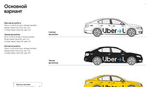 плоттерная резка для uber такси